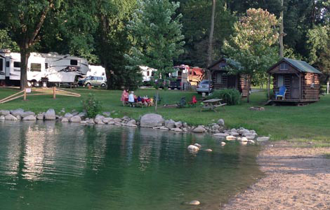 Timberline Valley Rv Resort Indiana S Premier Camping