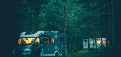 Motorhomes with or without propane