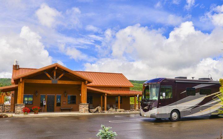 Angel Fire RV Resort - GateHouse