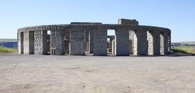 RV to Stonehenge
