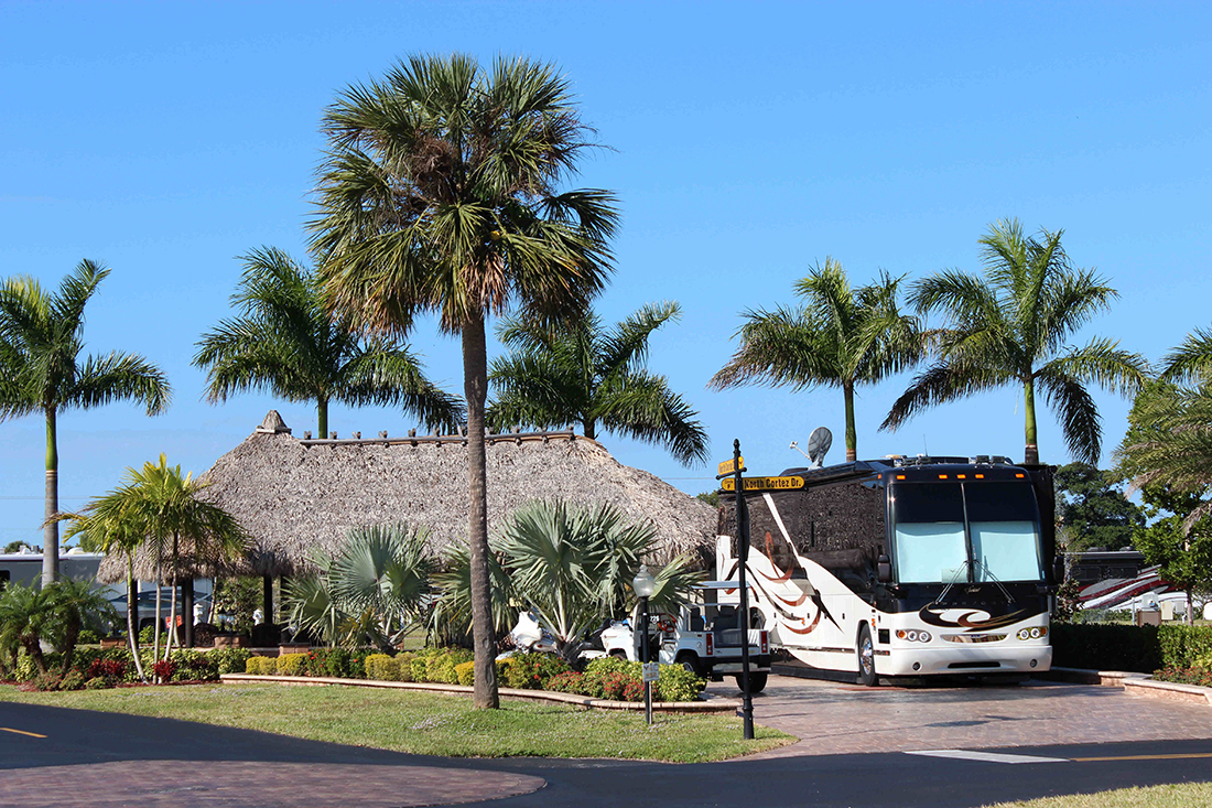 Aztec Rv Resort Is Ideally Located It S Minutes From