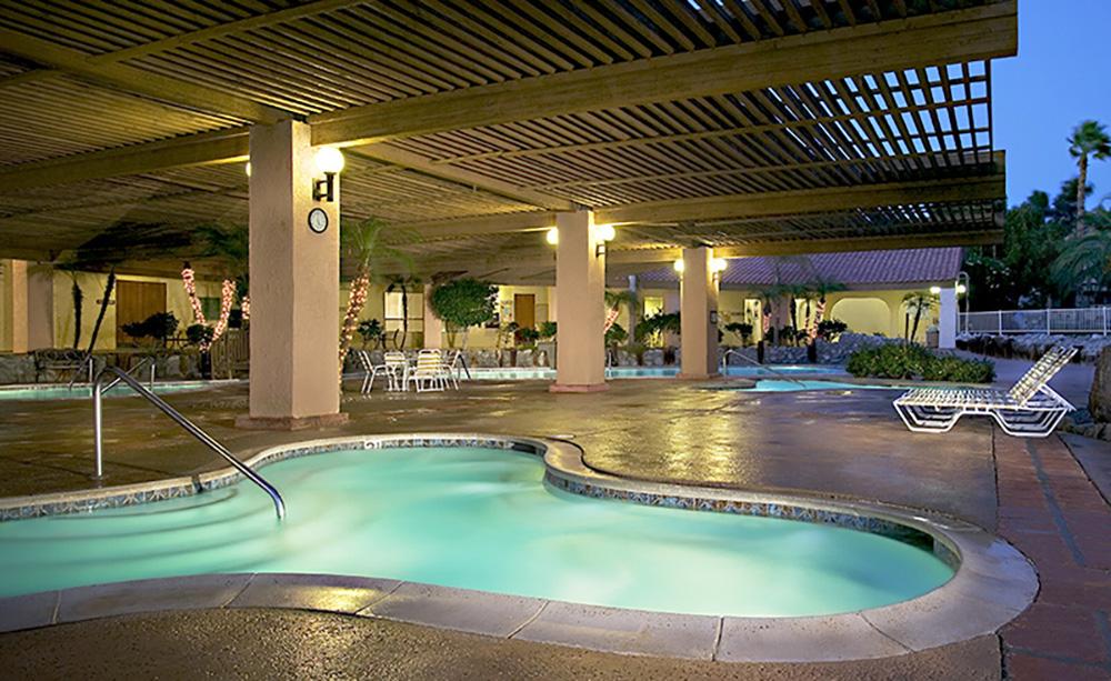 Caliente Springs Resort - Mineral Spa