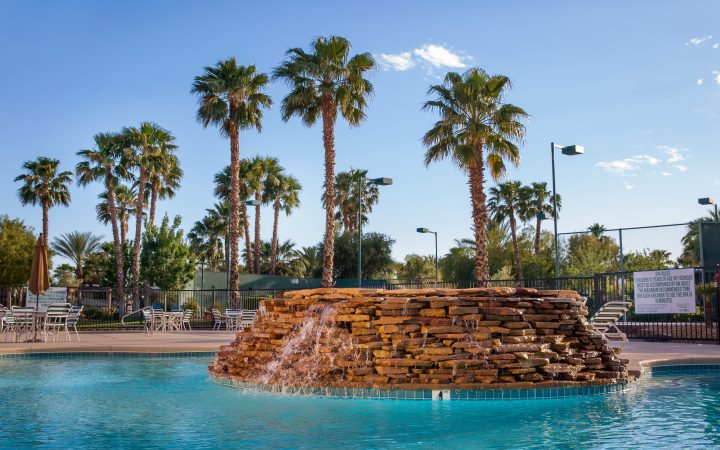 Las Vegas Motorcoach Resort - pool