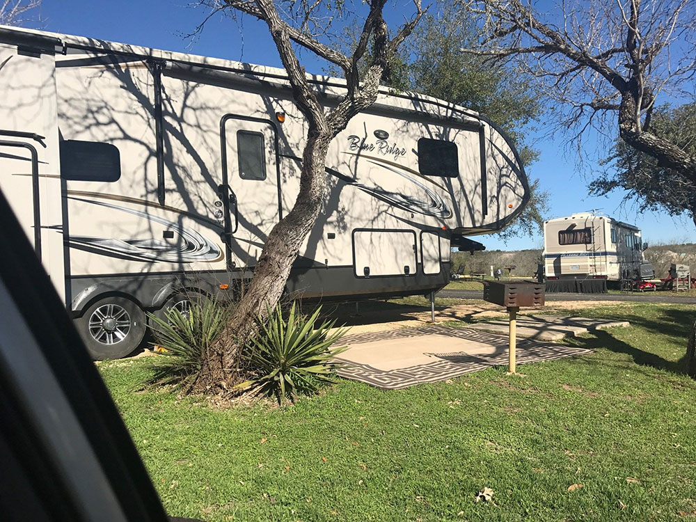 RV parks accommodate hurricane evacuees