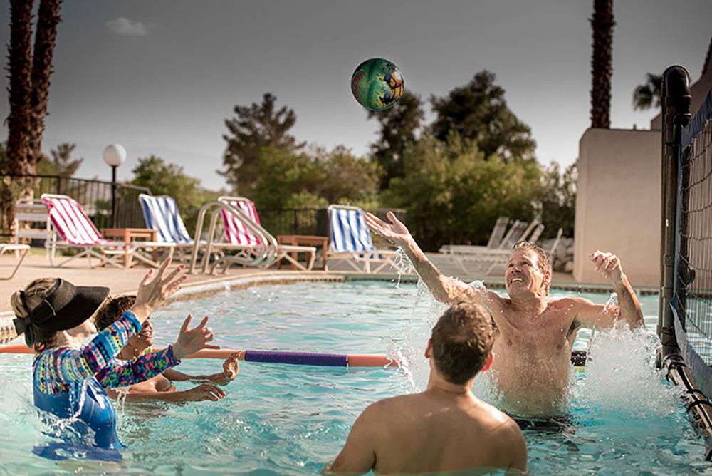 Caliente Springs Resort - pool fun