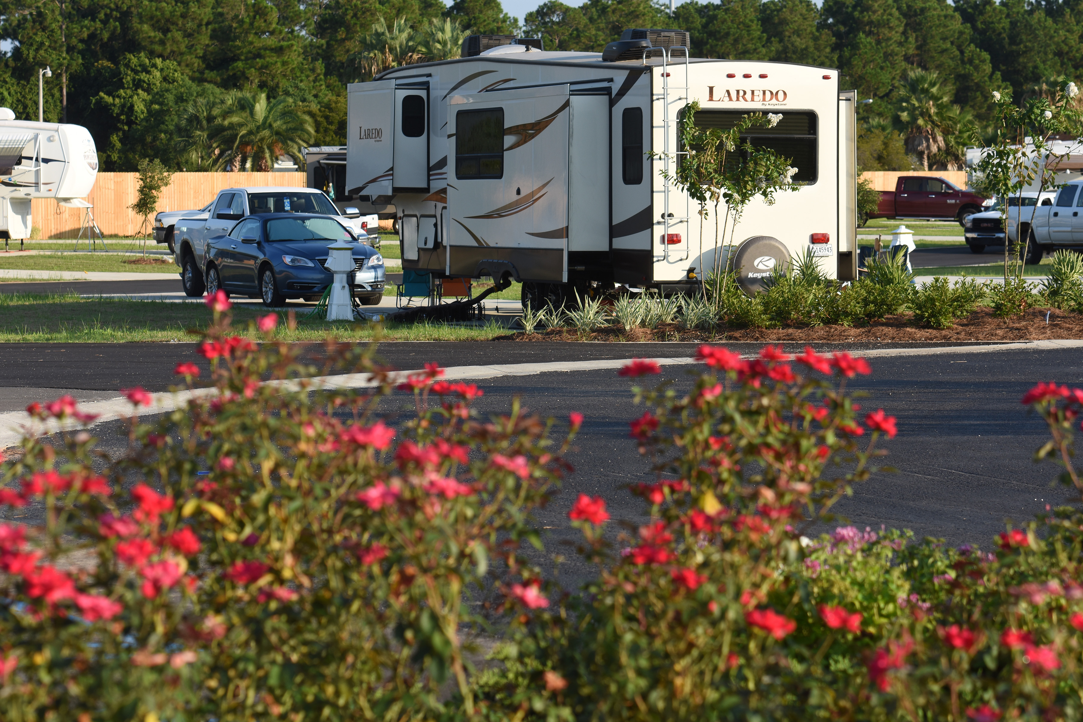 Pandion Ridge Luxury RV Resort - RV sites