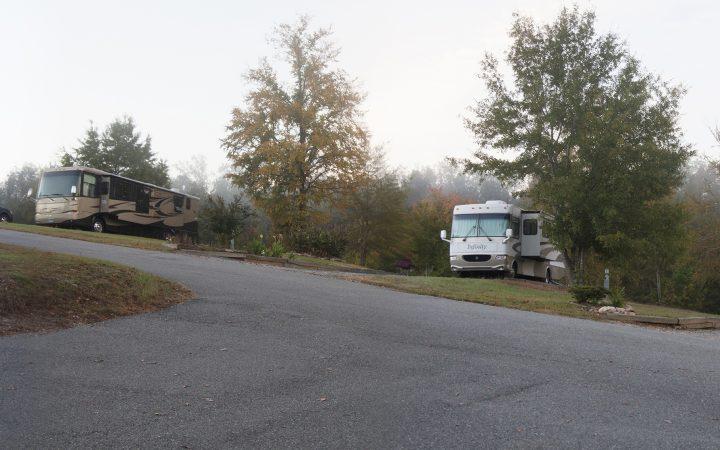 Scenic Mountain RV - RV sites