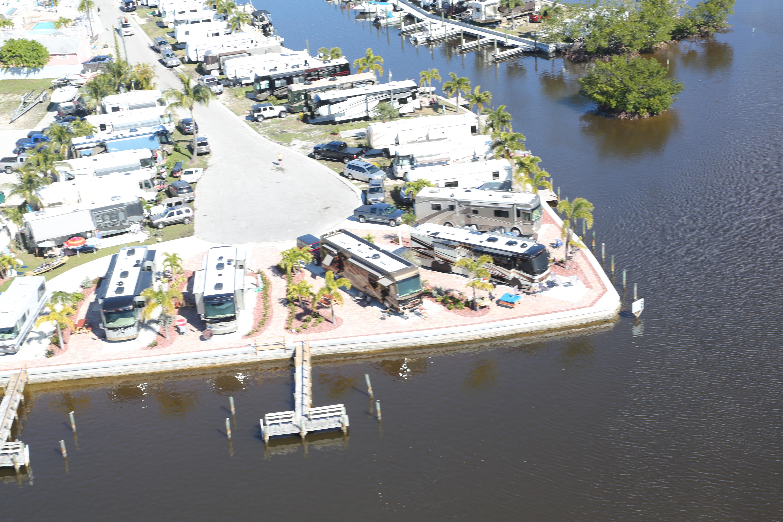 Unique San Carlos Rv Resort Amp Marina On Hurricane Bay
