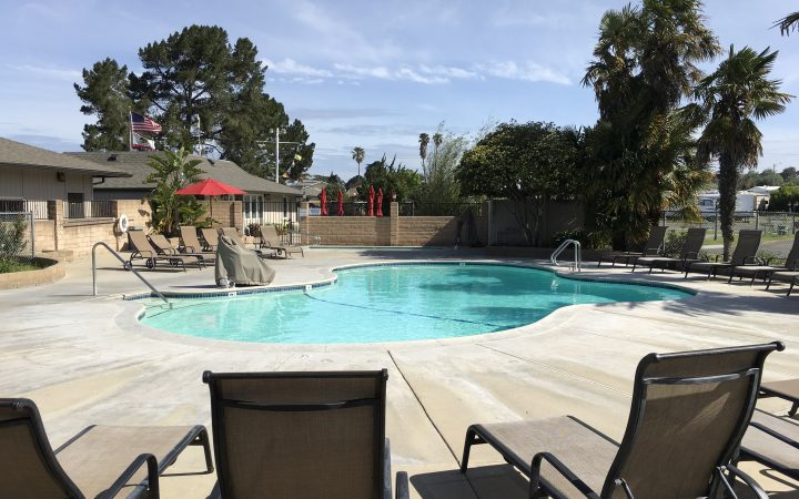 Pismo Sands RV Resort - pool
