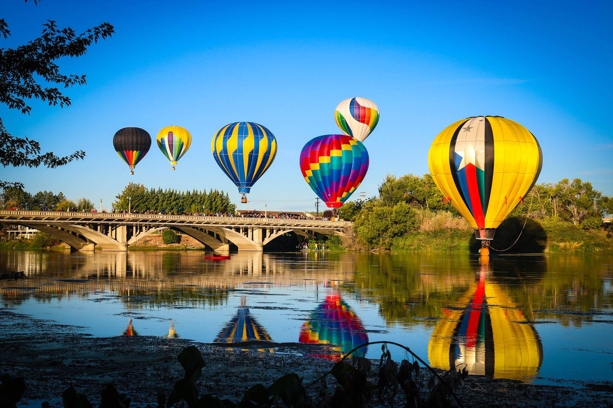 Great Prosser Balloon Rally For Everyone Stay At Wine