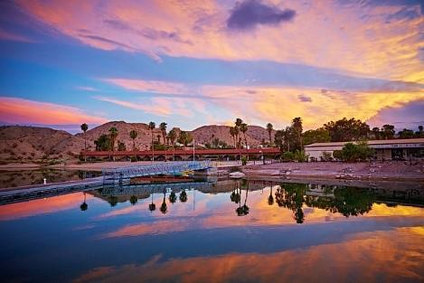 Cottonwood Cove Resort & Marina