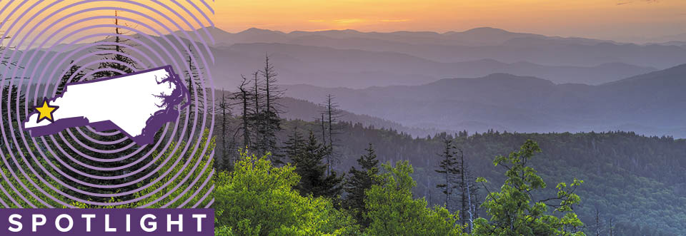 Great Smoky Mountains North Carolina Outdoor Adventure
