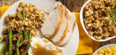 RV turkey cooking