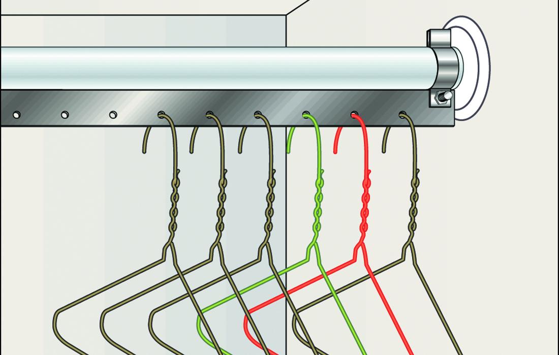 rv tech tips: non-sliding hangers