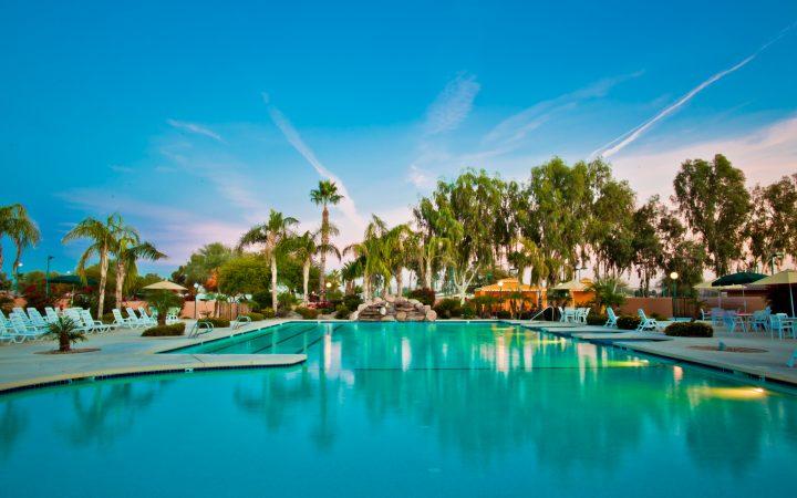 Pueblo El Mirage - Pool