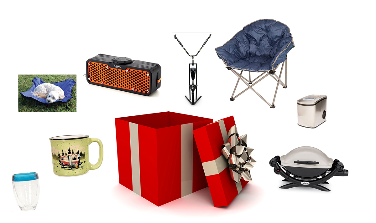 8 RV Christmas gifts