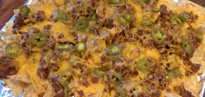 Sloppy Joe Nachos