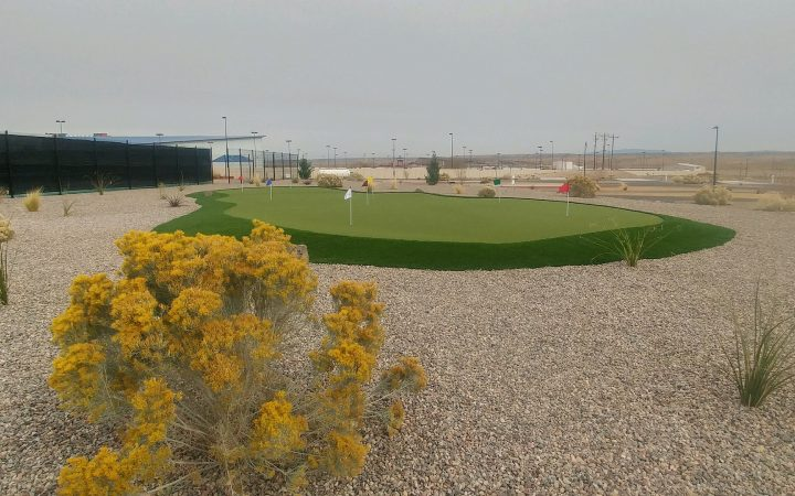 Route 66 RV Resort - golf course