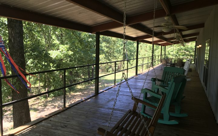 Cloud Nine RV Park - porch