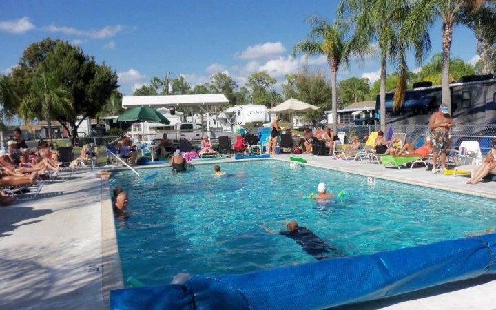Sun'N'Shade RV Resort - pool