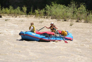 Shady Acres RV Park - rafting