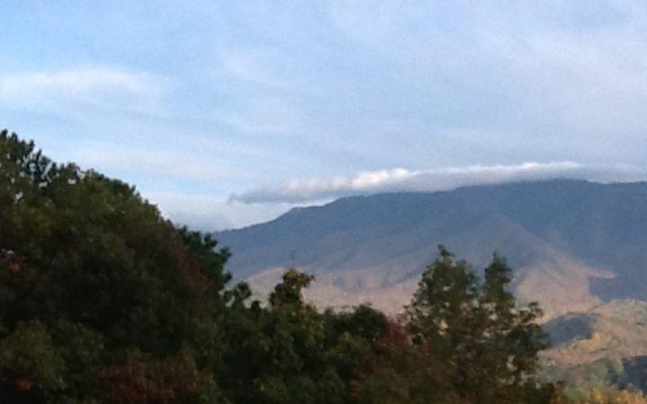 Asheville Bear Creek RV Park - scenic view