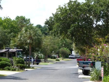 Hilton Head Harbor RV Resort & Marina - rv sites