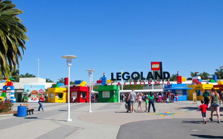 Escondido RV Resort - nearby Legoland