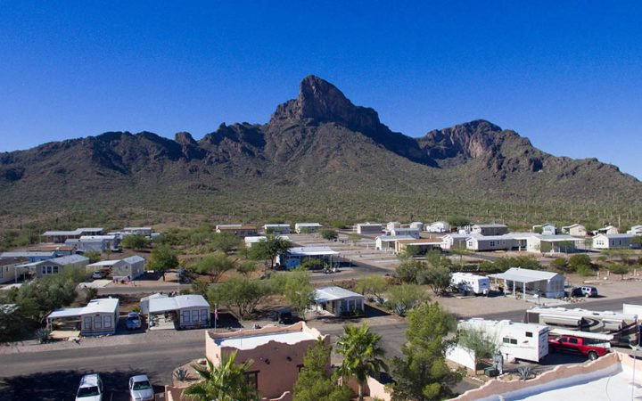Picacho Peak RV Resort - Picacho Peak