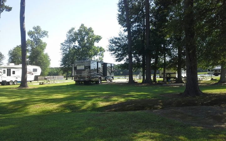 Natalbany Creek RV Park and Campground - RV sites