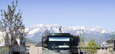 Springtime In The Rockies At Redrock Rv Amp Camping Park