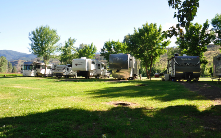 Riverbend RV Park - RV sites