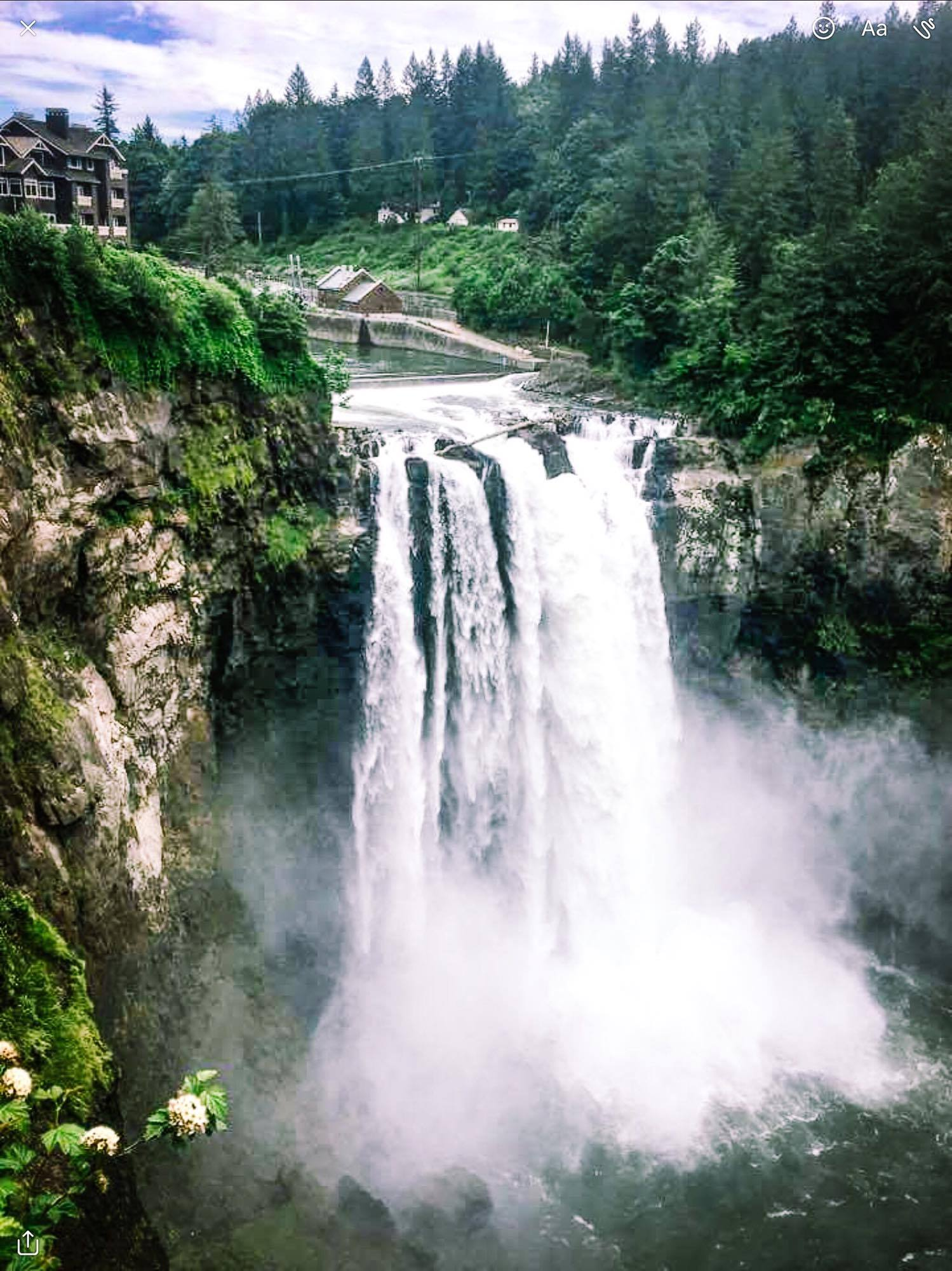 Snoqualmie Falls And Day Trips To Seattle From Issaquah