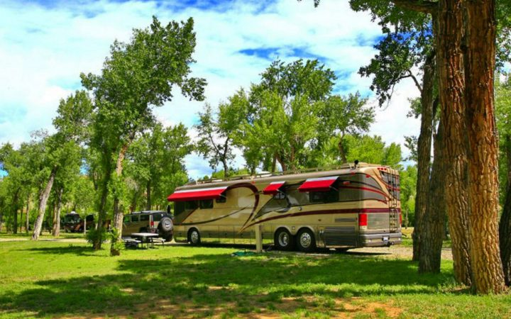 The Longhorn Ranch Lodge & RV Park - RV site