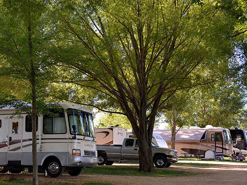 Rustic Barn Campground RV Park