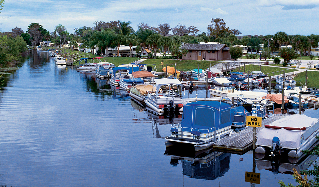 Rv Okeechobee County In South Florida This Region Is A