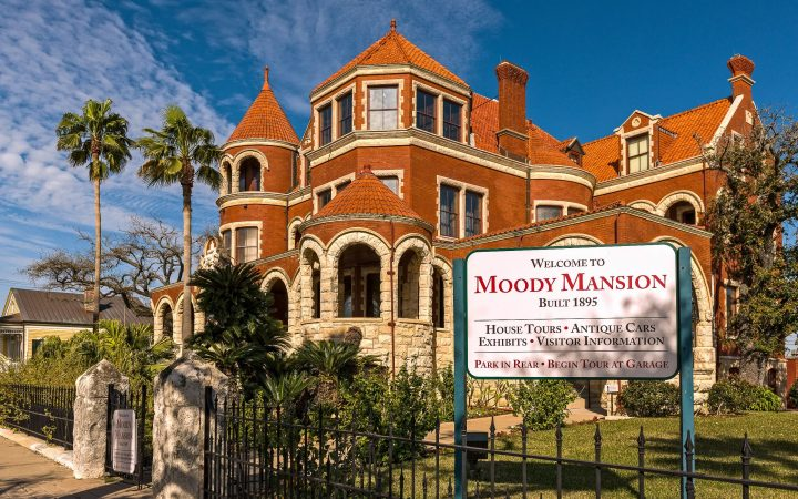 Moody Mansion, Galveston TX