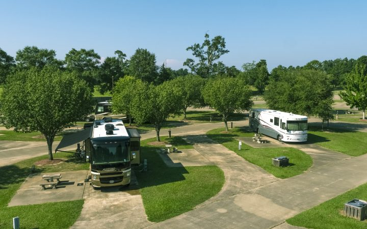 Paragon Casino Resort - RV sites