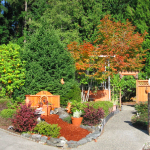 Cedar Glen RV Park - gardens
