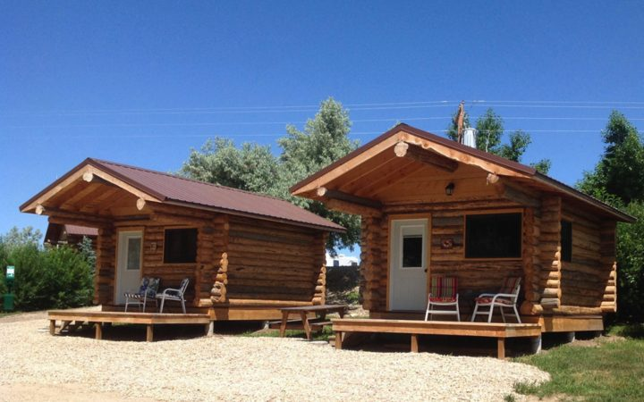 Twin Pines RV Park & Campground - cabins