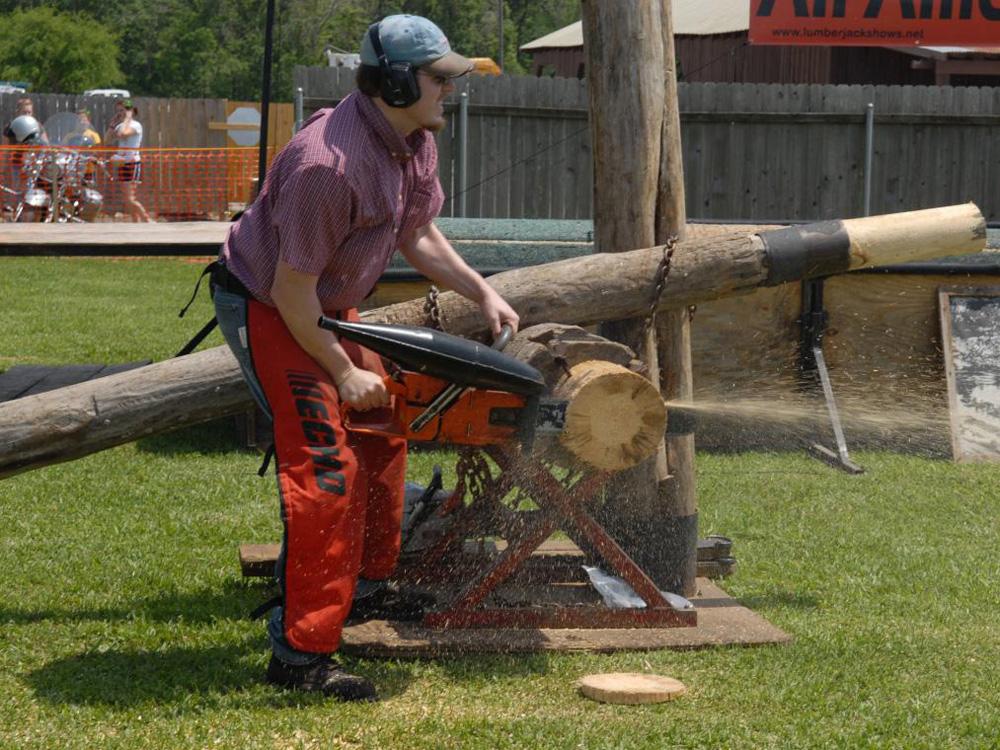 Cypress Sawmill Festival