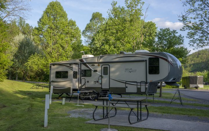 Camp RiversLanding - RV site