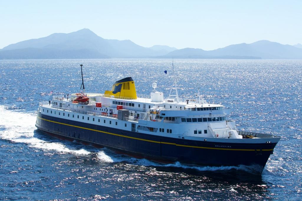 Alaska Marina Highway - ferry