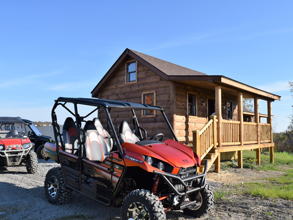Southern Gap Outdoor Adventure RV Park – ATV rentals, cabins, RV & tent sites, elk viewing tours and more!