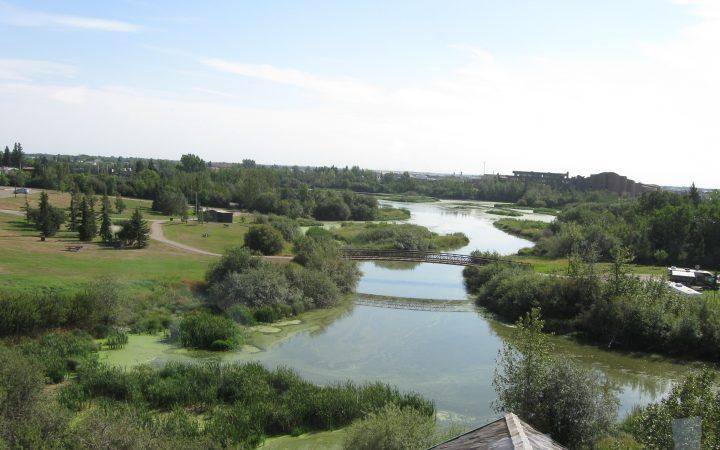 Grande Prairie - waterways