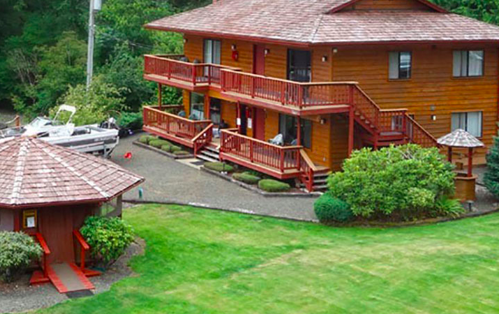 Glen Ayr Resort - cabins