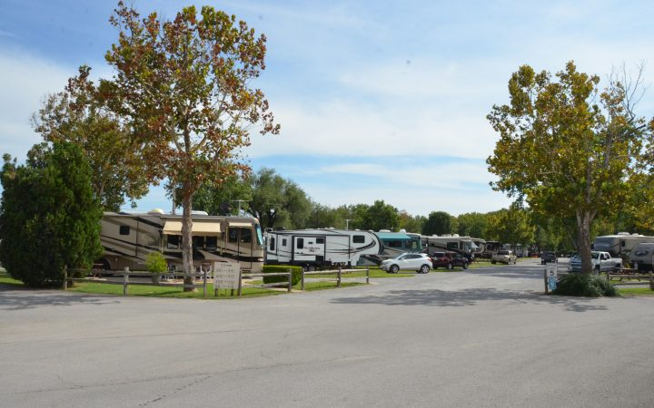 Two Rivers Campground - RV sites