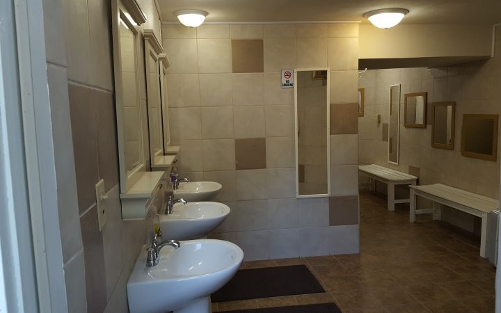 Double J Campground - restrooms