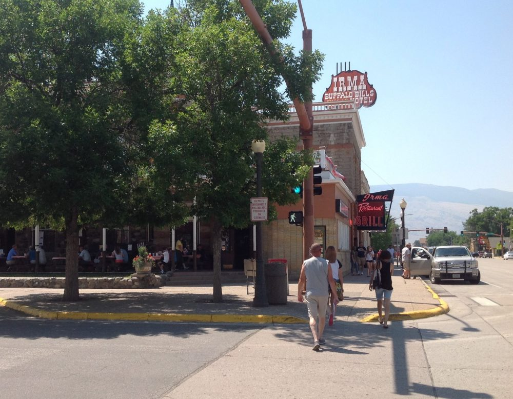 Cody, Wyoming - downtown
