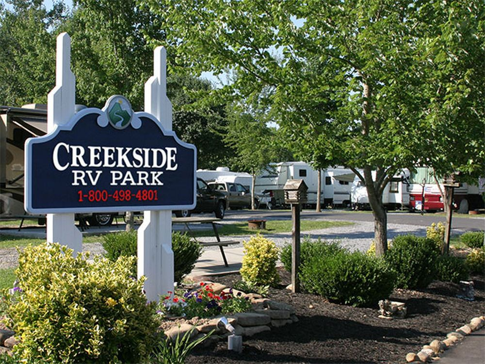 Let Creekside Rv Park Relax You And Pigeon Forge Entertain